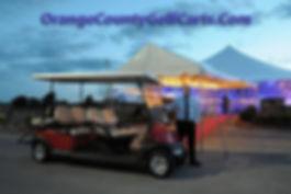 Golf Cart Event rentals