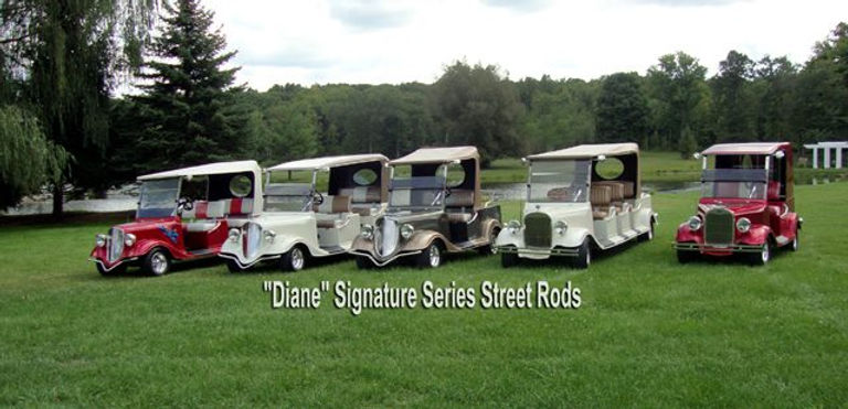 Diane Signature Series Sreetrod