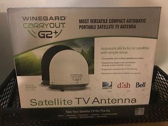 New Winegard GM-6000 G2 Portable Antenna RV
