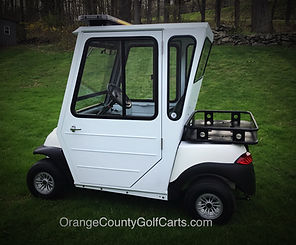 Security Golf Car