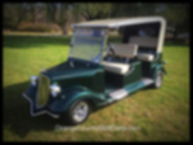 Luxury Golf Cars by Diane