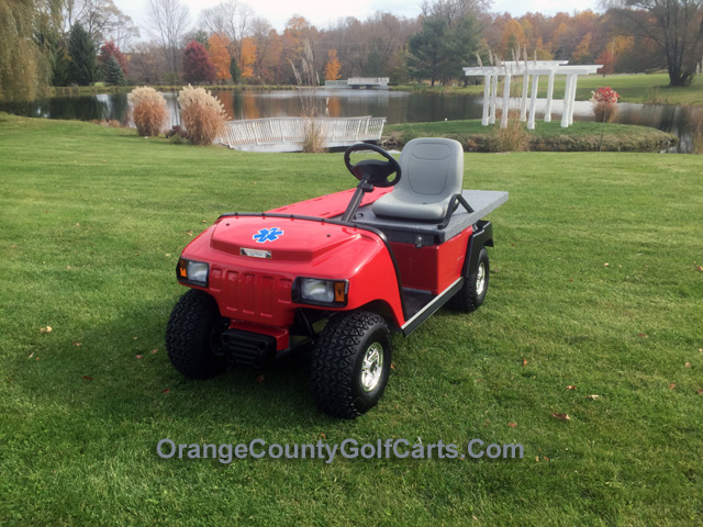 BRUTE II EMT Golf Cart