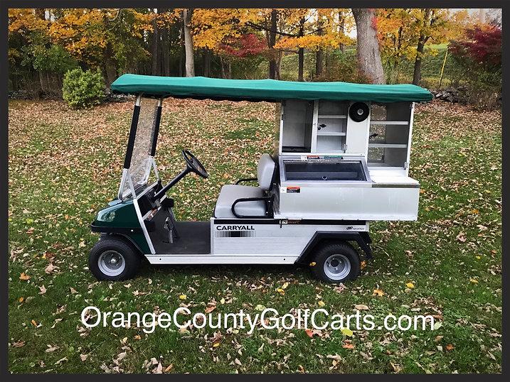 Used Beverage Carts
