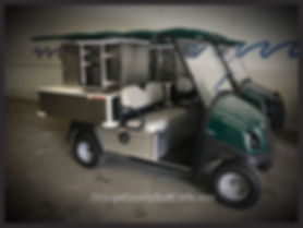 Cafe Express Beverage Cart