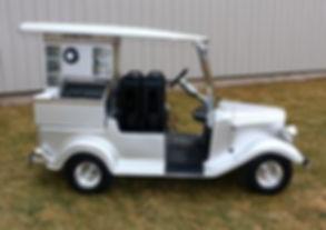 luxury food beverage cart
