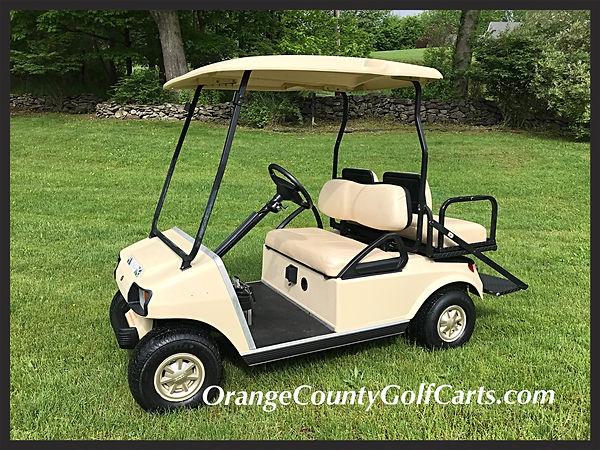 Four Seat Golf Cart Club Car