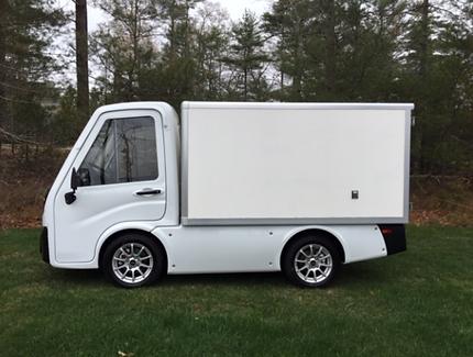 Club Car 411 LSV Utility Vehiclecel