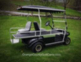 EMT Emergency Medical Vehicles   Golf Cart ambulance