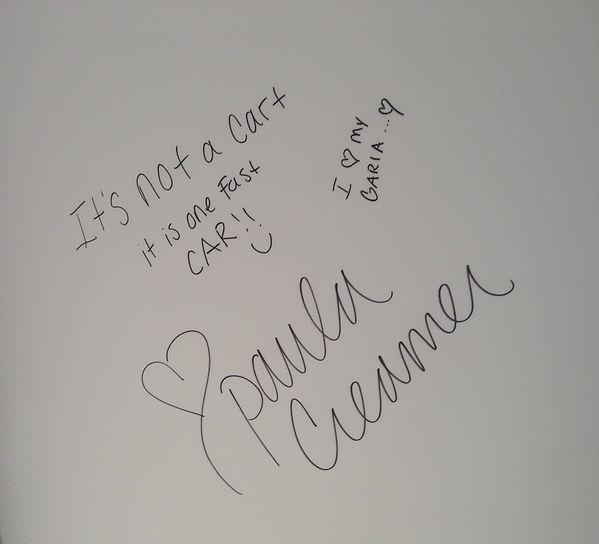 Paula Creamer Garia