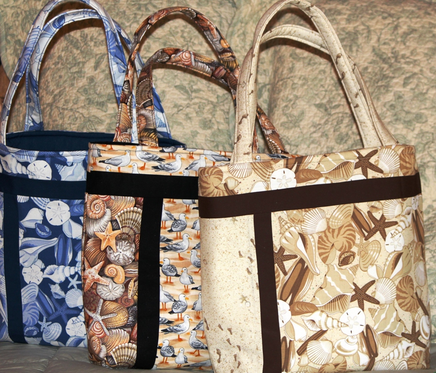 Handmade Beach Bag/Tote