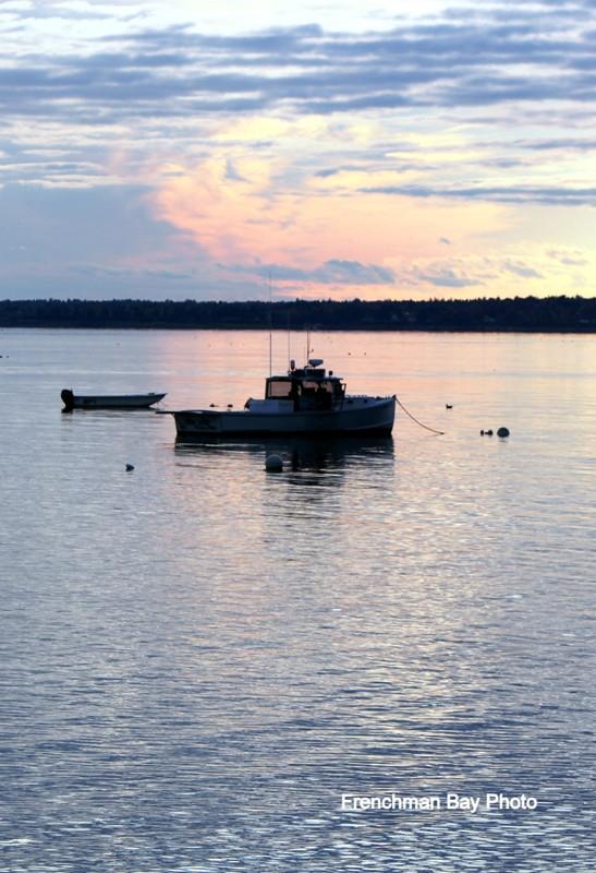 Sunset on the bay.JPG