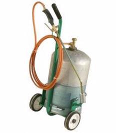 Bruleur thermique gaz