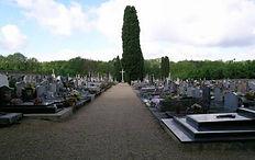 Entretien cimetière