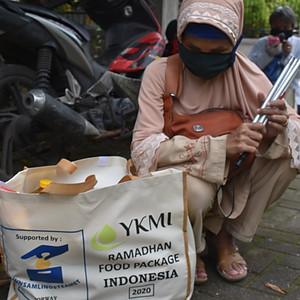 Ramadanpakker til blinde