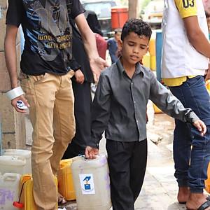Rent vann til Jemen