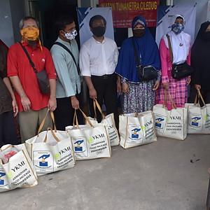 Ramadanpakker til blinde - 2