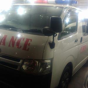 Ambulance for Rohingya refugees