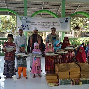 Education support for orphans
