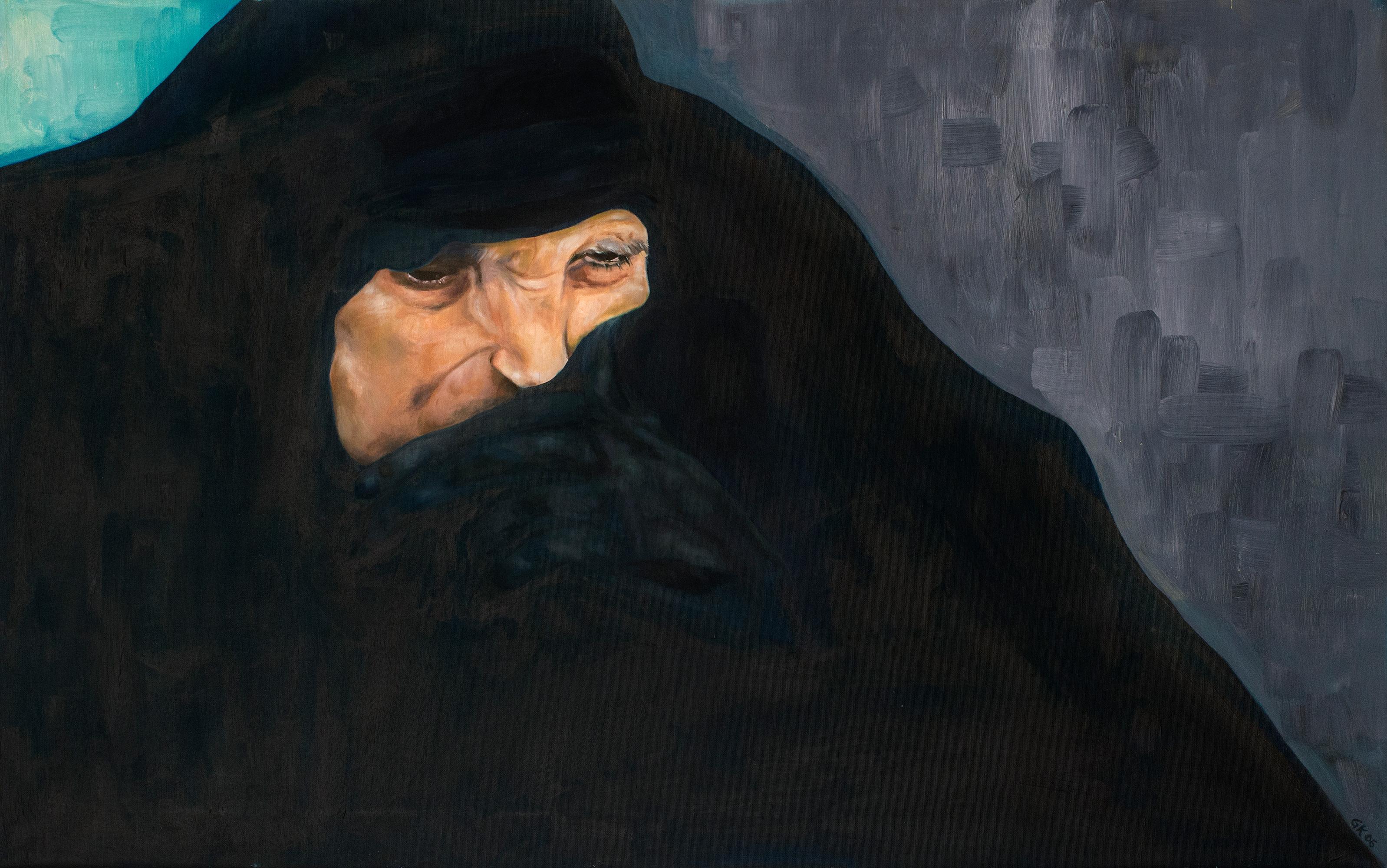 Moslemfrau