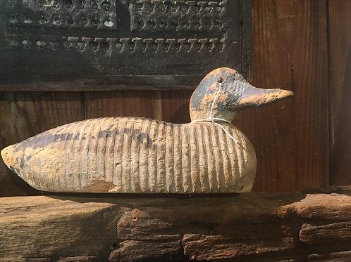 Ridged Duck Decoy