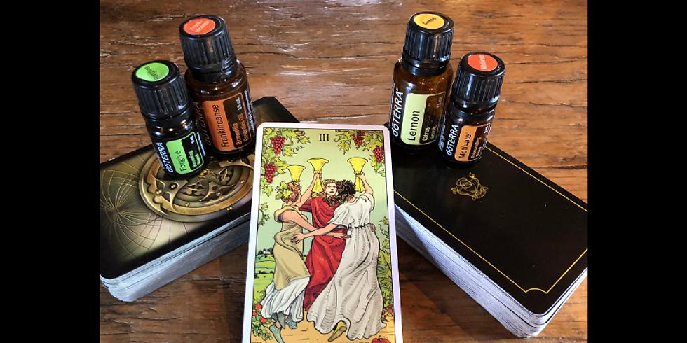 Oils & Tarot: Creating a Custom Blend $35  (1)
