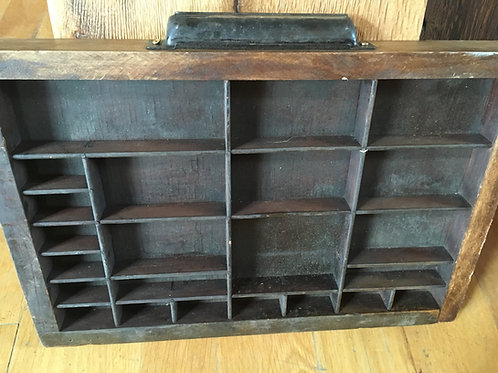Shelf from Printing Co Drawer