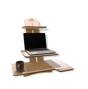 Well WorkStation on White Background