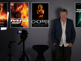 Tips from the man who cast Russel Crow in his first film!