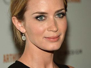 Big new series with Emily Blunt to be shot here in Spain!