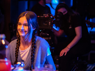 Young actress from Marbella stars in new horror/comedy feature film