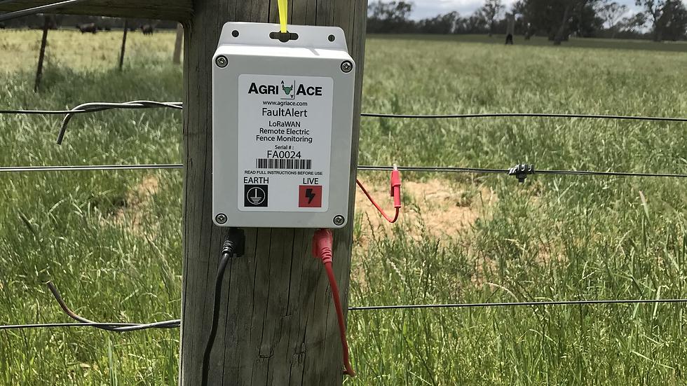 AgriAce Electric Fence Sensor