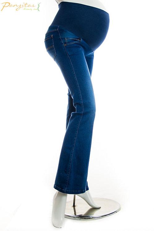 Jeans Materno Bota Campana