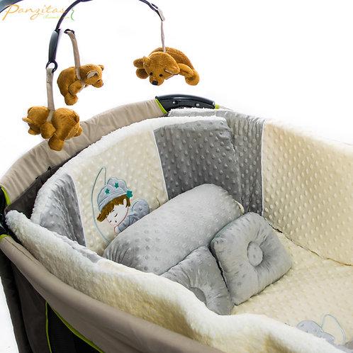 Lenceria Bebé para Corral