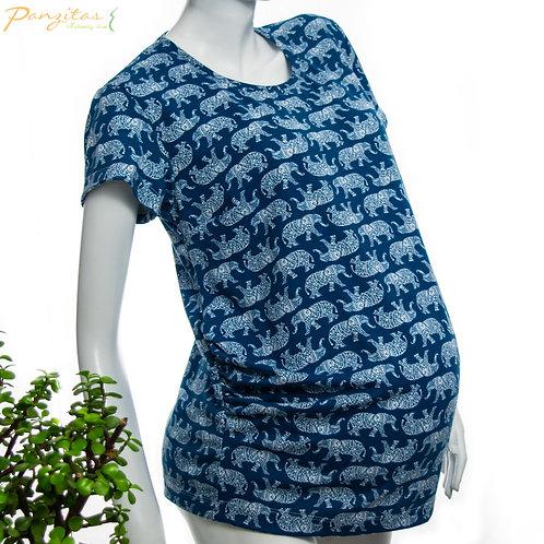Camiseta Materna Elefante