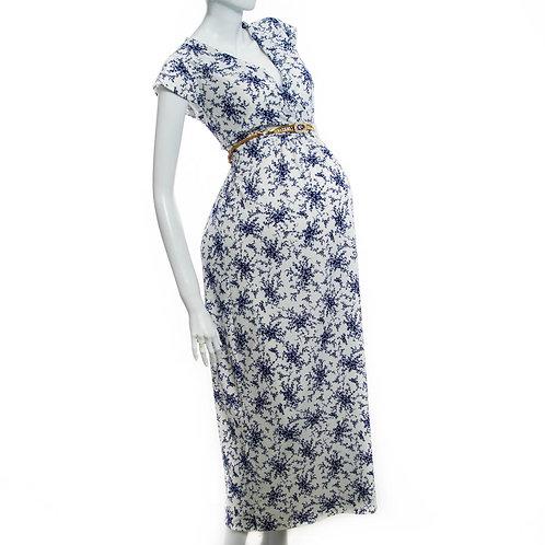 Vestido Largo Algodón