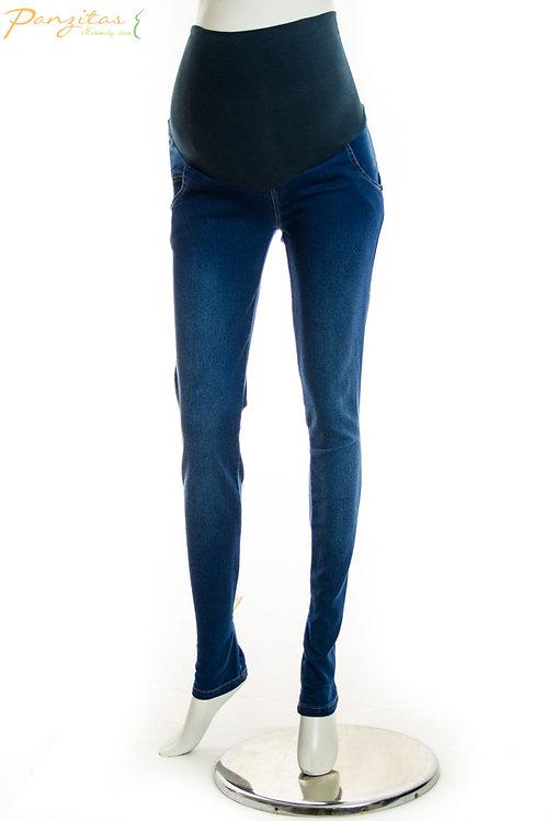 Jeans Materno Desgaste