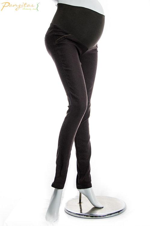 Pantalón de Maternidad Jacquard