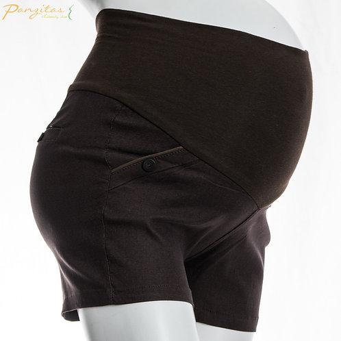 Shorts Maternos en Bengalina