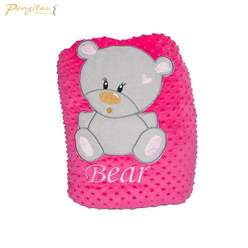 Cobertor para Bebé Forrado