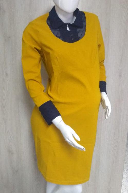 Vestido Materno Asteroides