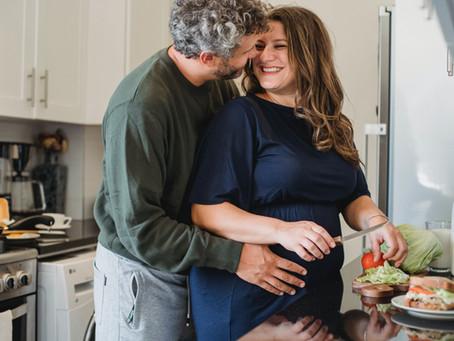 Antojos en el embarazo, guía práctica