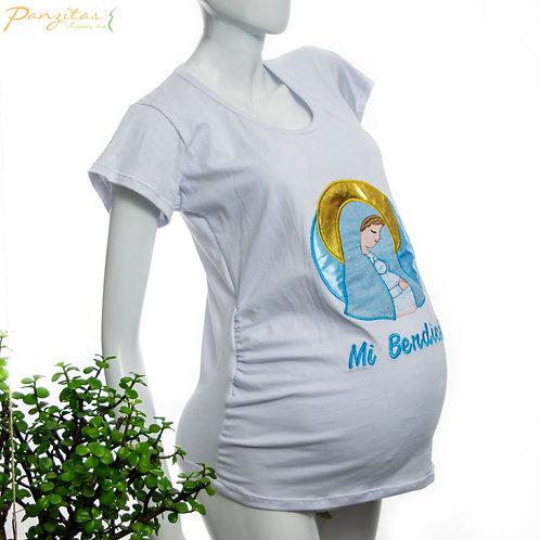 Camiseta Materna Mi Bendición