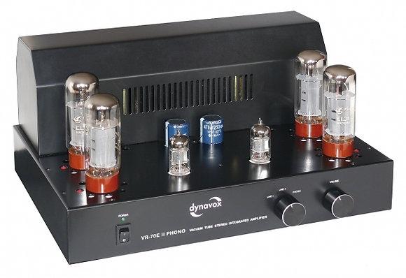 DYNAVOX VR-70E II Phono