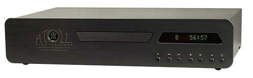 Atoll CD 100 SE-2 Noir