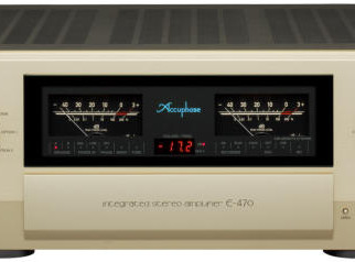 Accuphase Golden Times