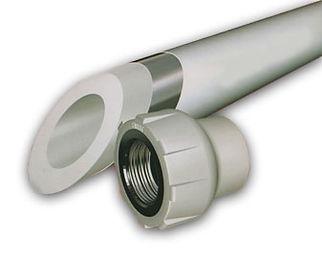 ВиК, полипропиленови тръби с алуминиева вложка - Стаби