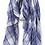 Blue & White Aman Scarf-Best Online Gifts for Girls in Singapore