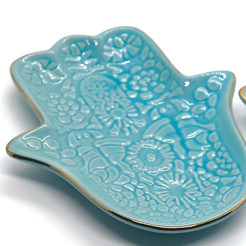 Hamsa Hand Jewellery Dish-Best Online Gifts for Girls in Singapore