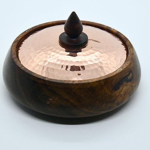 My Little Trinket Box (Brown)-Online Gifts Singapore