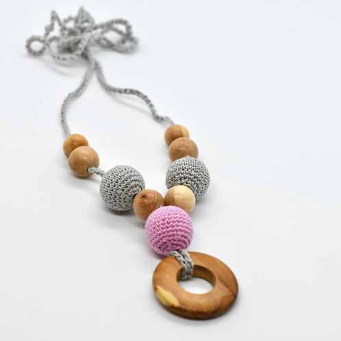 Teething Necklace For Mom-Newborn Gifts Singapore